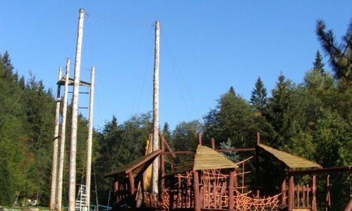 Adventurepark Špindlerův Mlýn