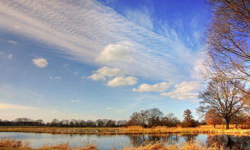 Rybník Nebe